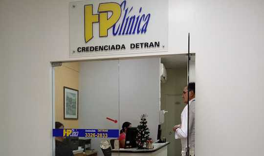 Imagem sobre a HP Clinica