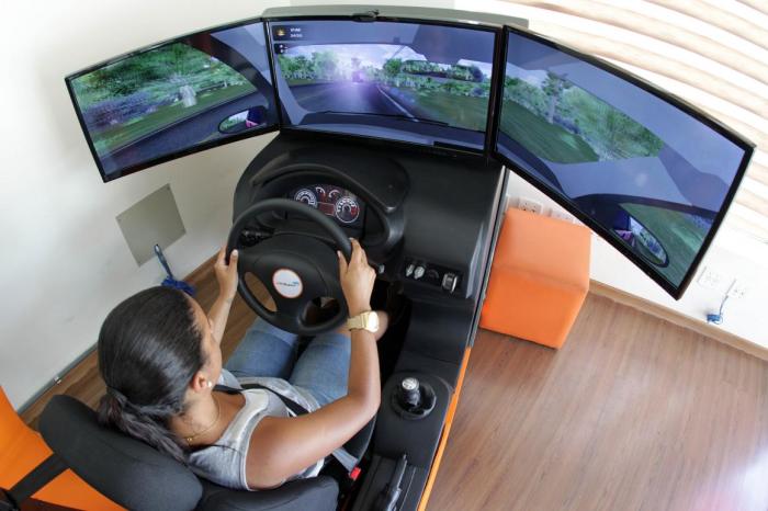 Simulador de Trânsito